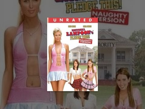 National Lampoon's Pledge This UNRATED