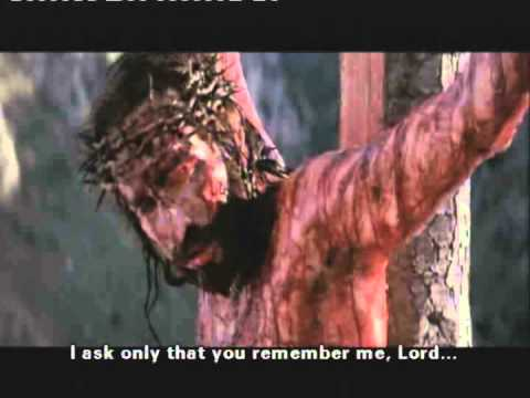 "Passion of the Christ 2004 ""Gesmas"" Scenes"