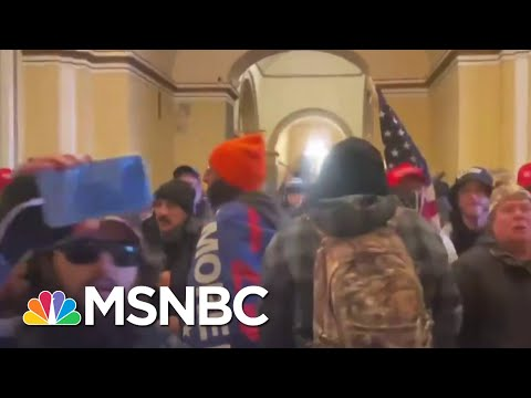Over 200 Lawmakers Call For Trump's Removal From Office After Capitol Hill Riot   MSNBC