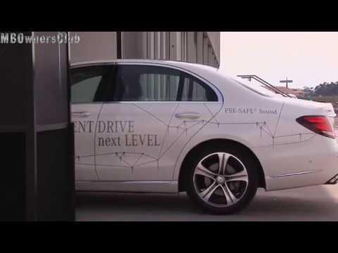 Mercedes Benz — Remote Parking Pilot