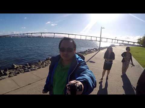 Hmong mus ncig saib San Diego Ocean Beach Park 2015