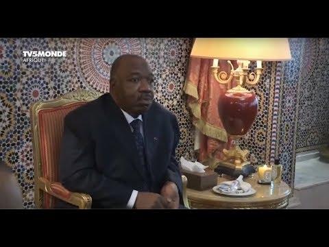 Gabon : retour à Libreville du président Ali Bongo après son AVC et traitement médical au Maroc