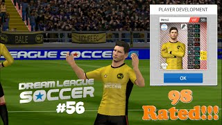 98 Rated Messi!!! : Dream League Soccer 16 #56