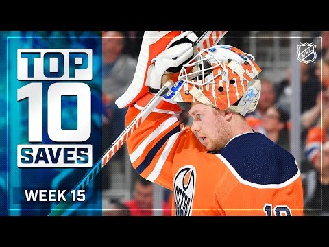 Top 10 Saves from Week 15