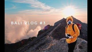 AGUNG VOLCANO. Покорили вулкан на грани извержения.