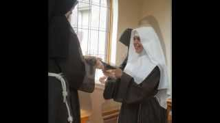 Celebrate St  Clare with Investiture of Sister Angelique