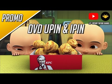 Promo KFC Upin & Ipin Jeng, Jeng, Jeng!