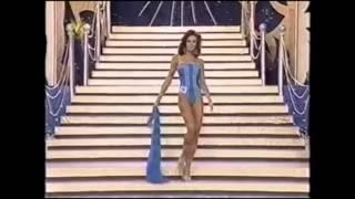 GANADORAS DEL MISS VENEZUELA EN TRAJE DE BAÑO 1990-2014