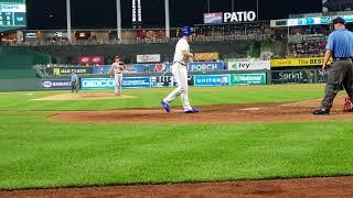 Hicks Cardinals 101 - 103 mph Vs Royals MLB