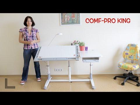 Обзор Кресел Comf-Pro Y318, Y518, Y618, K639 и Fundesk ST1 - YouTube