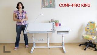 Обзор по школьной парте Comf-pro King