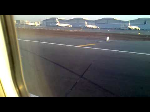Boeing 737-800 Flydubai (February 2013), Flight Dubai To Yerevan (takeoff)