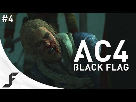 Assassin's Creed 4 Black Flag Walkthrough part 4 - Into the storm