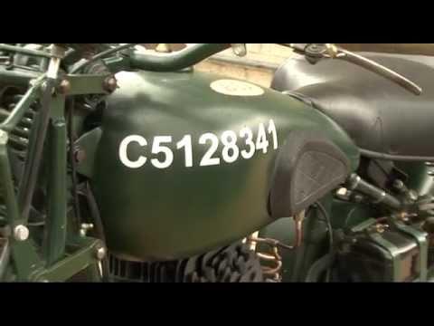 Κλασικές μοτοσυκλέτες στο Γκάζι