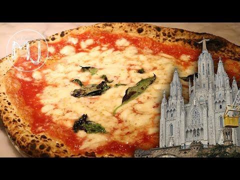 LA MEJOR PIZZA DE BARCELONA   Ruta de las pizzas