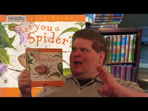 'Are You a Spider?' by Judy Allen Book Review
