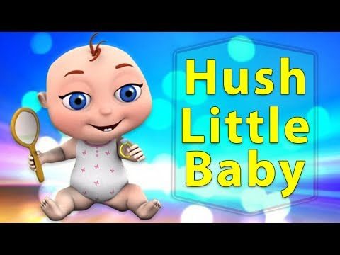 hush bayi kecil | Kartun untuk Anak-Anak | Hush Little Baby | Little Treehouse Indonesia | Lagu Anak