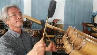 Makoto Yabuki, Du Bamboo Orchestra Marseille
