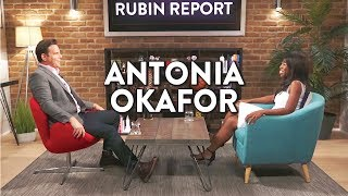 Antonia Okafor and Dave Rubin on Guns Abortion and Conservatism Full Interview