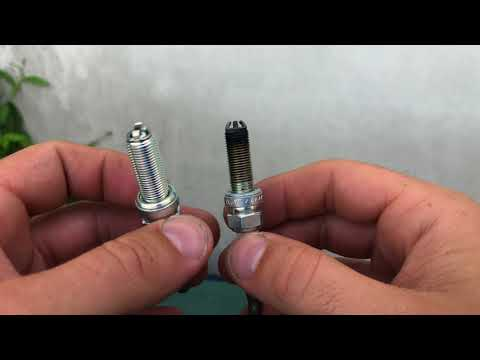 How-To: Change Spark Plugs on R1200GS Adventure LC (2017)