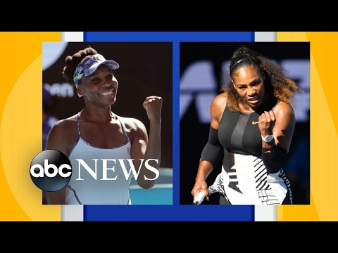 Serena, Venus Williams Reach Australian Open Final