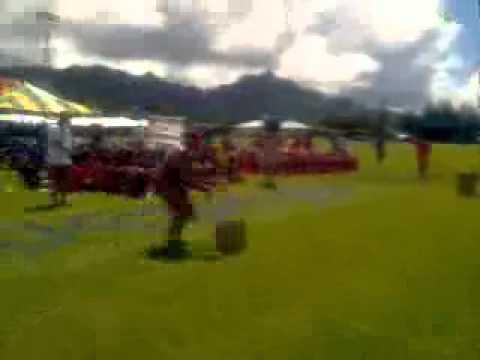 American Samoa Flag Day Celebrations 2012