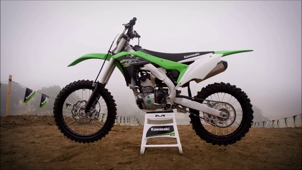 Kawasaki Kxf 250 2018 Service Manual