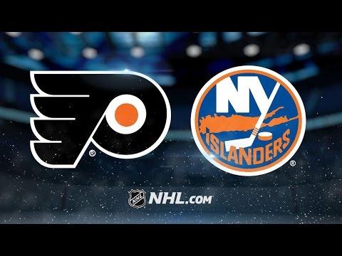 Mason's defensive work leads Flyers past Islanders