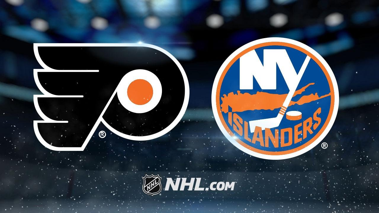 Islanders rally to beat Flyers 3-1 for 2-1 series lead