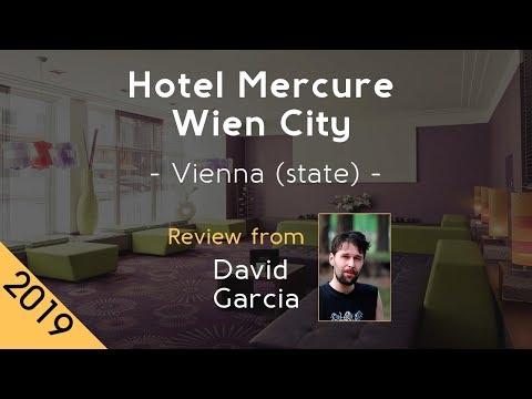 Hotel Mercure Wien City 4⋆ Review 2019