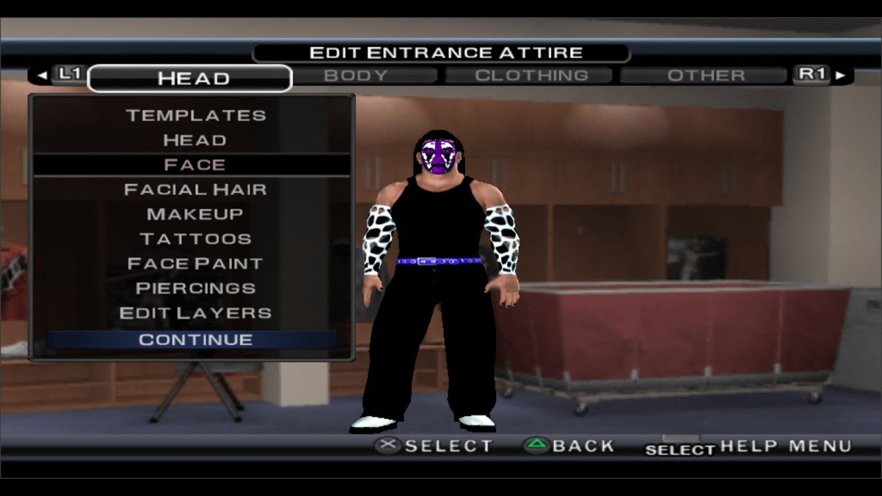 WWE WRESTLEMANIA 25 JEFF HARDY WITH FACE PAINTED CAW ...Jeff Hardy Wrestlemania 25 Face Paint
