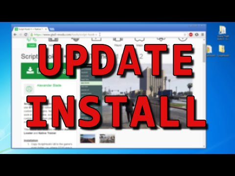 GTA V PC - Script Hook V Update! [How To Install]