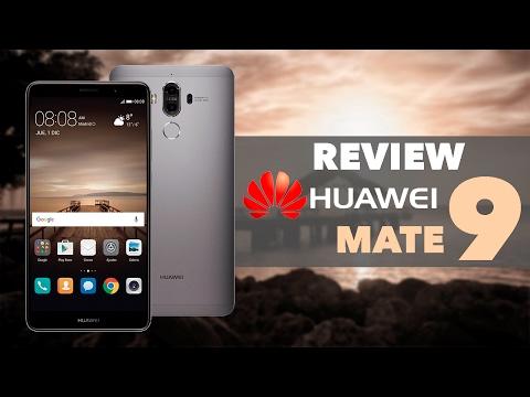 HUAWEI MATE 9, review en español del MEJOR PHABLET