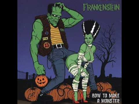 Iced Earth Frankenstein Parody