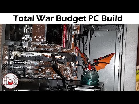 Total War - Build Your Own Budget PC - MSI Z270 - i5 7600