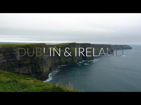 Dublin & Ireland 2017 - Travel movie