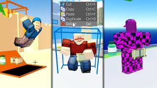 winning with EVERY kill effect.. (Roblox Arsenal)