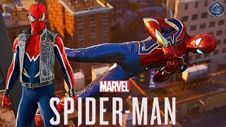 Spider-Man PS4 - How to Change Alternate Suits, No Fall Damage, E3 2018!