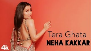 Neha Kakkar: TERA GHATA (Video Song) | Female Version | Aditya Dev