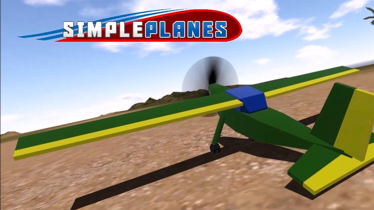 simple planes flugzeuge selbst bauen youtube. Black Bedroom Furniture Sets. Home Design Ideas