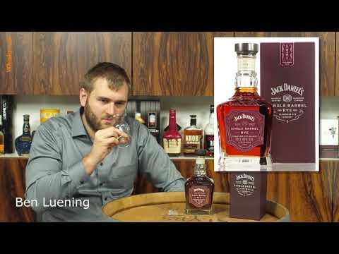 Whisky Review/Tasting: Jack Daniel's Single Barrel Rye