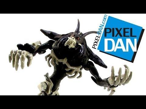 Nickelodeon Teenage Mutant Ninja Turtles Rahzar Figure Video Review