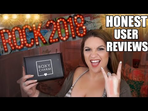 JANUARY BOXYCHARM: HONEST USER REVIEWS!!! PLUS SPOILERS!