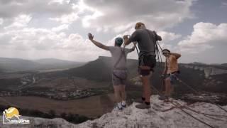 5 грот Качи-Кальон Прыжки с верёвкой в Крыму с командой Skyline(, 2016-08-23T18:24:08.000Z)