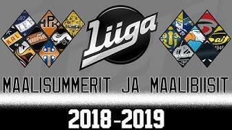 SM-Liiga 2018-19 Maalibiisit + Maalisummerit