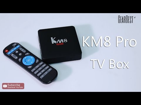 KM8 Pro Octa Core TV Box - Gearbest.com