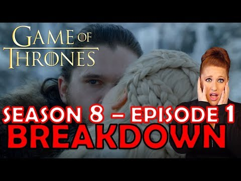 Game of Thrones Season 8 Episode 1 Review
