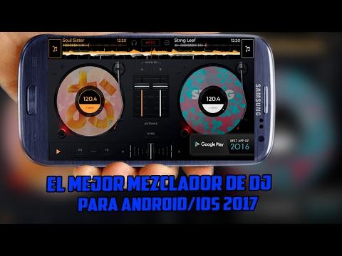 DESCARGA EL MEJOR MEZCLADOR DE DJ PARA TU ANDROID#1 2017