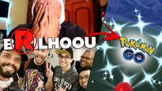 A Maior Frustração de todas, Pokémon Go pistolou geral... Um Shiny inesperado (FT Lee Gengar)