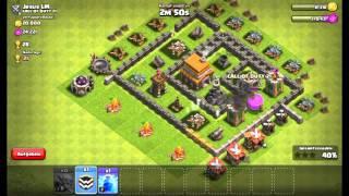 Clash of Clans : 105 Kobolde !